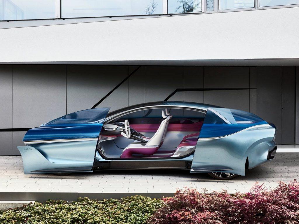 Borgward Isabella Concept 2017