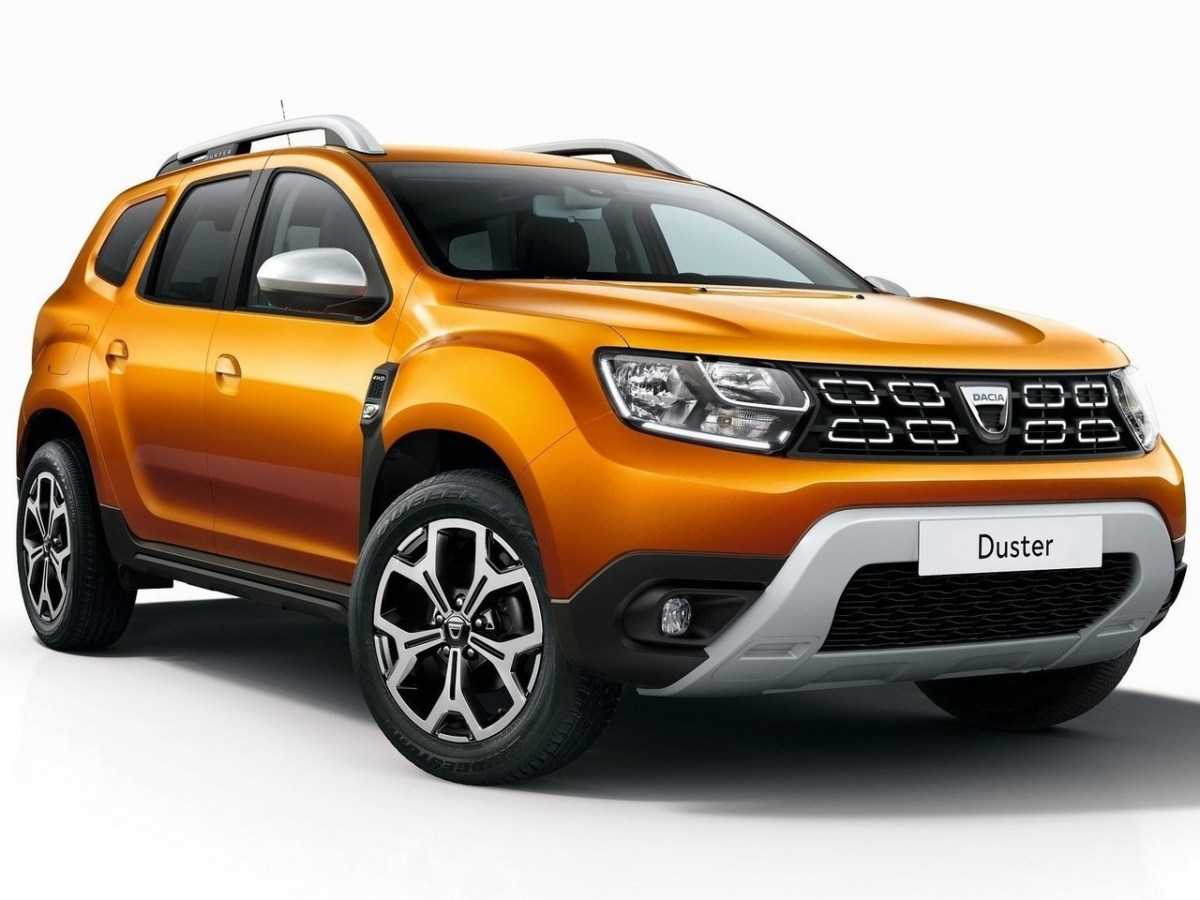 Dacia Duster [2018] au Salon automobile de Francfort