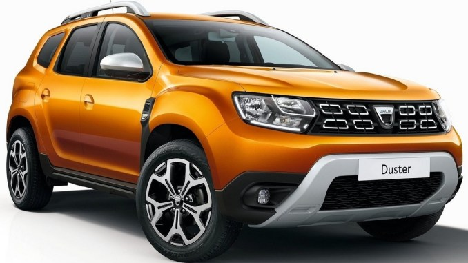 dacia duster 2018 la deuxi me g n ration du suv galerie photos. Black Bedroom Furniture Sets. Home Design Ideas