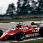 Ferrari 126 C2 V6 Turbo 1982