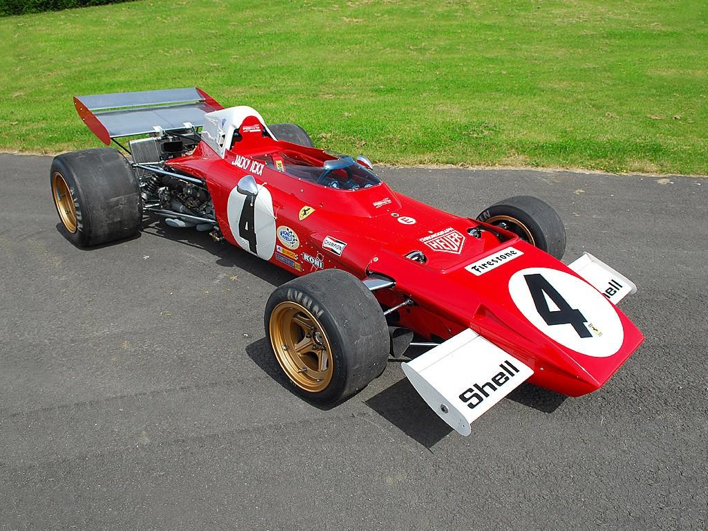 Ferrari F1 312 B2 F12 1971 a 1973