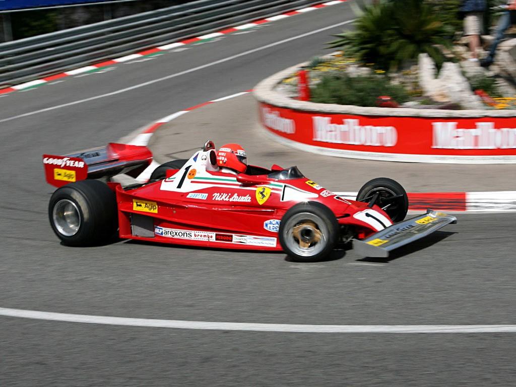 Ferrari 312 T2 F12 1977