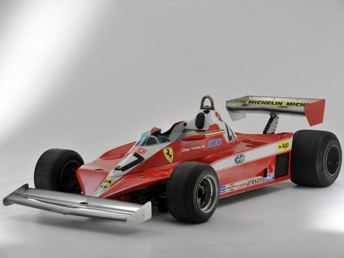 Ferrari 312 T3 F12 1978