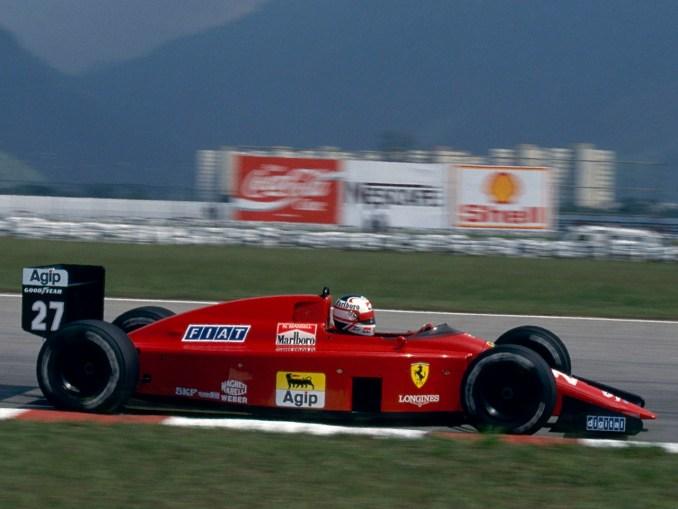 Ferrari 640 V12 1989