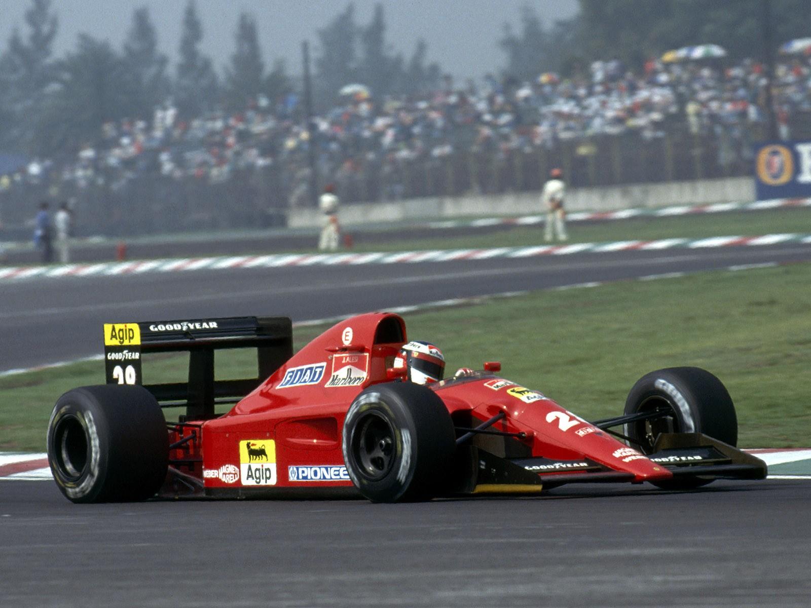 Ferrari 643 V12 F1 1991