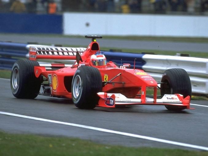 Ferrari F1 2000 V10 2000
