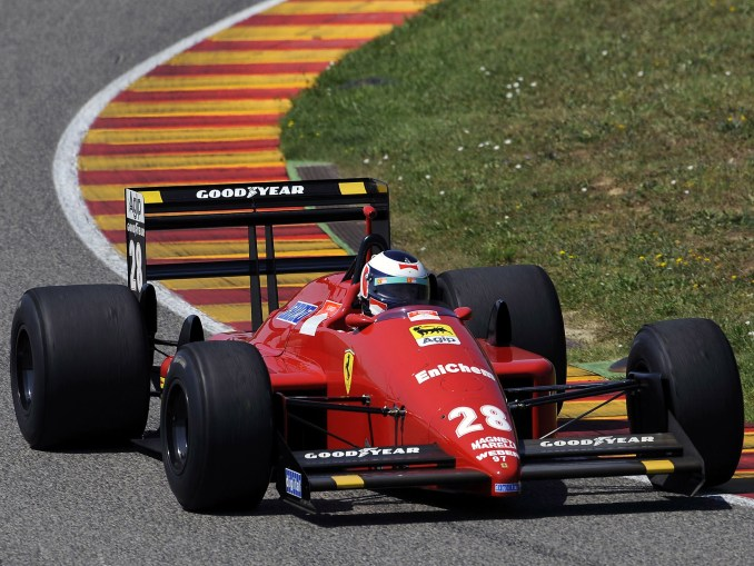 Ferrari F1 87 V6 Turbo 1987