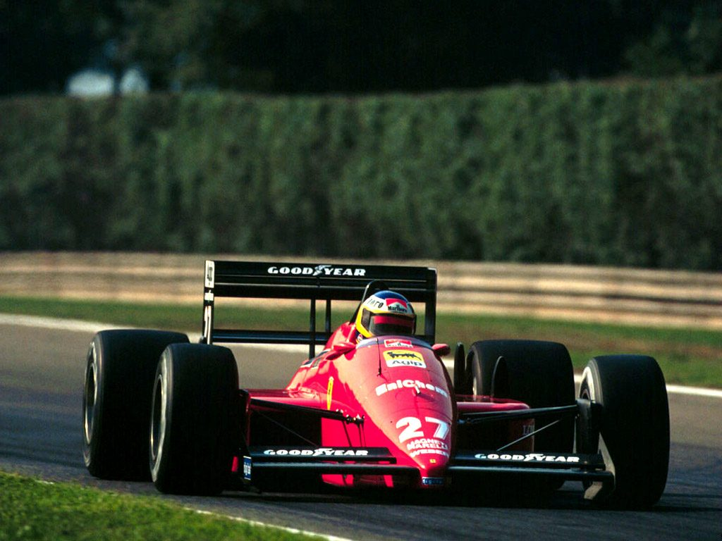 Ferrari F1 88C V6 Turbo 1988