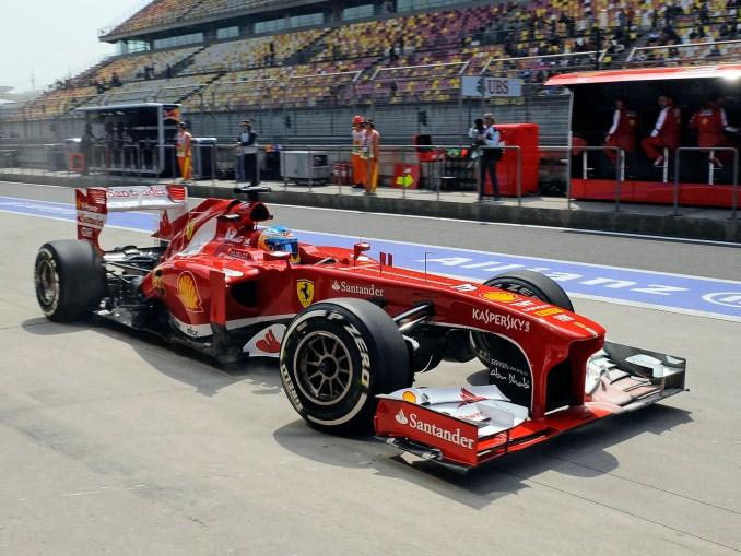 Ferrari F138 2013