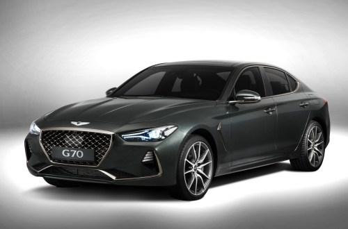 Hyundai Genesis G70 2018