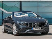 Mercedes S65 AMG Cabriolet 2018
