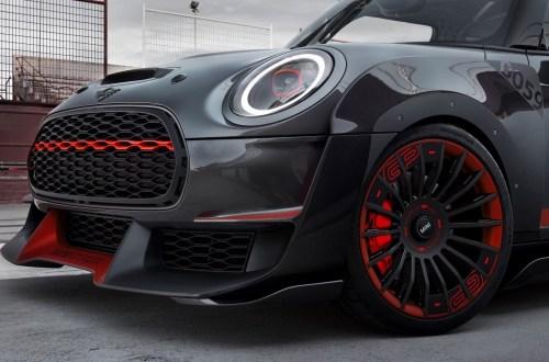 Mini John Cooper Works GP Concept 2017