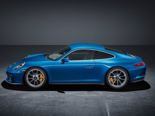Porsche 911 GT3 Touring Package 2018