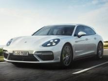 Porsche Panamera Turbo S E Hybrid Sport Turismo 2018