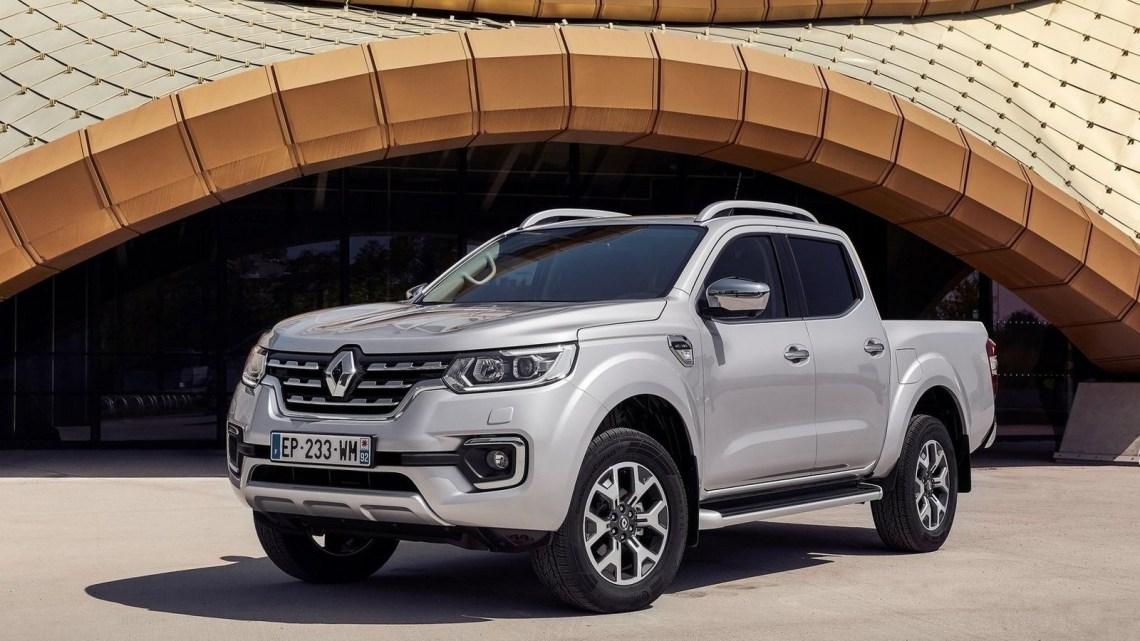 Renault Alaskan 2017 – Le pick-up a la Française