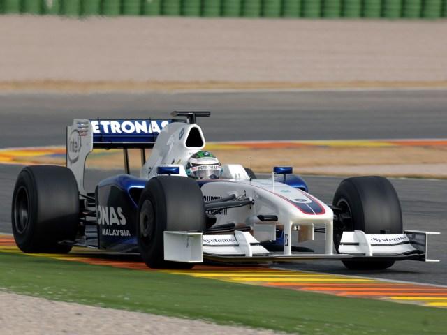 Sauber BMW V8 F1.09 2009