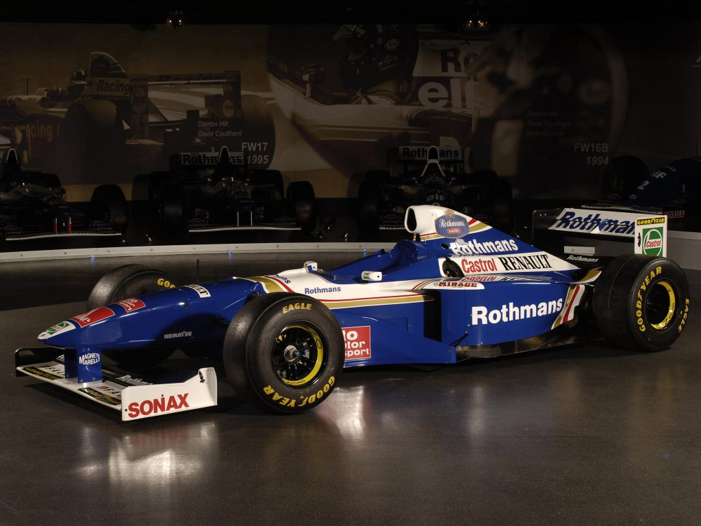 Williams Renault V10 FW19 1997