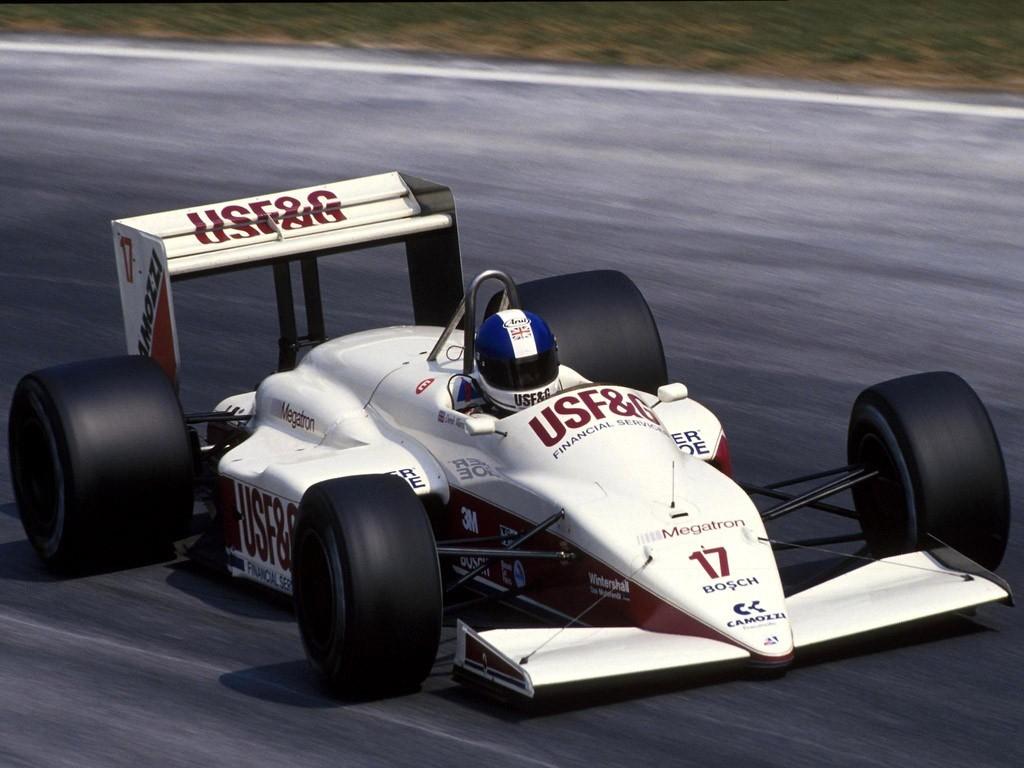 Arrows A10 1987