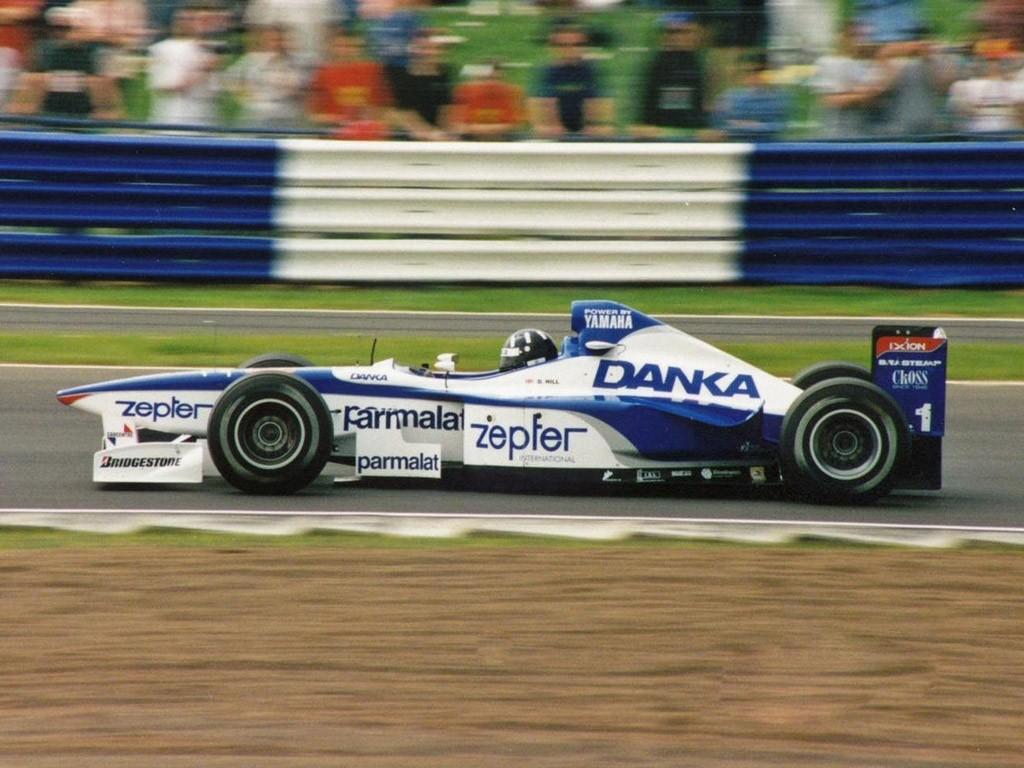 Arrows A18 1997