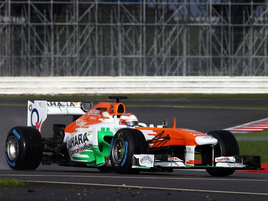 Force India Mercedes vjm06 2013