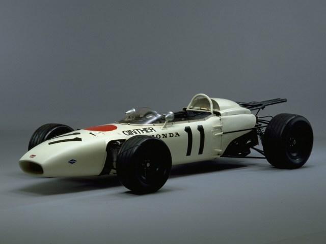 Honda F1 RA272 1965