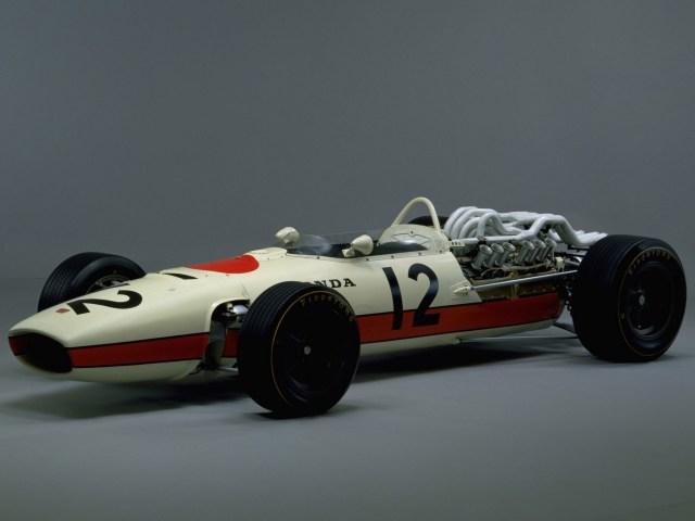 Honda F1 RA273 - 1966 a 67