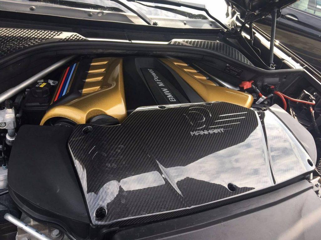 2017 Manhart MHX6 800 BMW X6 M