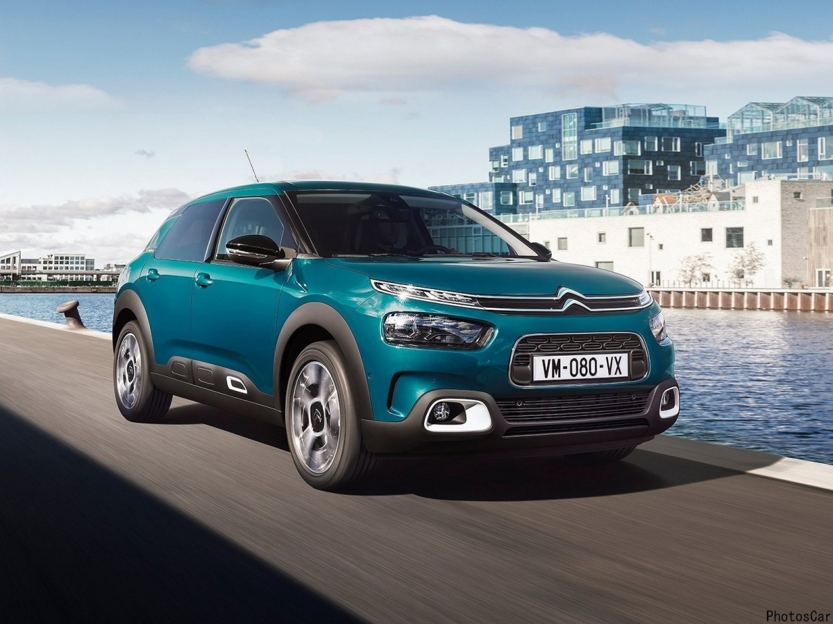 Citroen C4 Cactus 2018 : Un profil plus mature, protections Airbumps