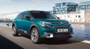 Citroen C4 Cactus 2018 : un profil plus mature