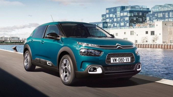 citroen c4 cactus 2018 un profil plus mature protections airbumps. Black Bedroom Furniture Sets. Home Design Ideas