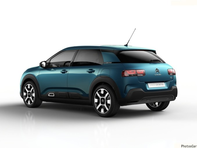 citroen c4 cactus 2018 une image plus sobre et plus s rieuse du cactus. Black Bedroom Furniture Sets. Home Design Ideas