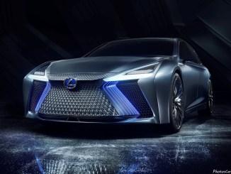 Lexus LS plus Concept 2017