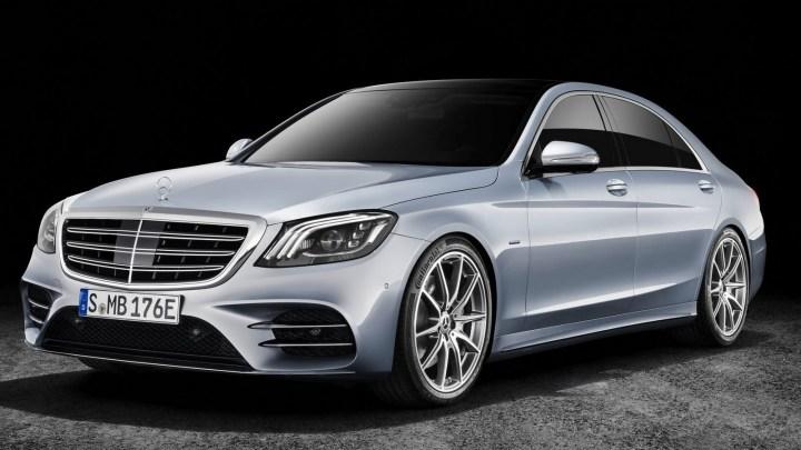 Mercedes S560e 2018 – Le nouveau membre de la famille Classe S