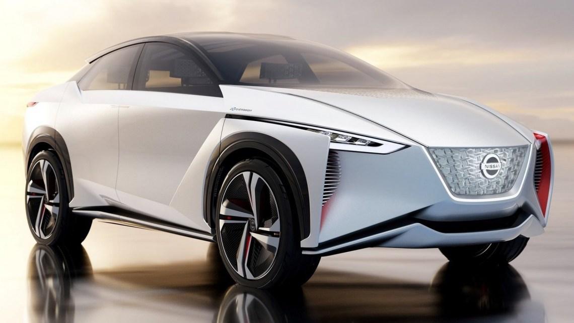 Nissan IMx Concept 2017 : Le premier VUS électrique inspiré de la Leaf
