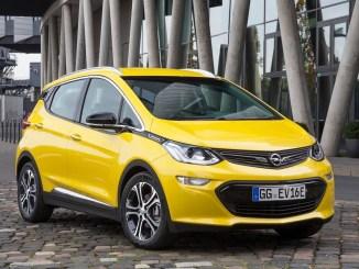 Opel Ampera-e 2017
