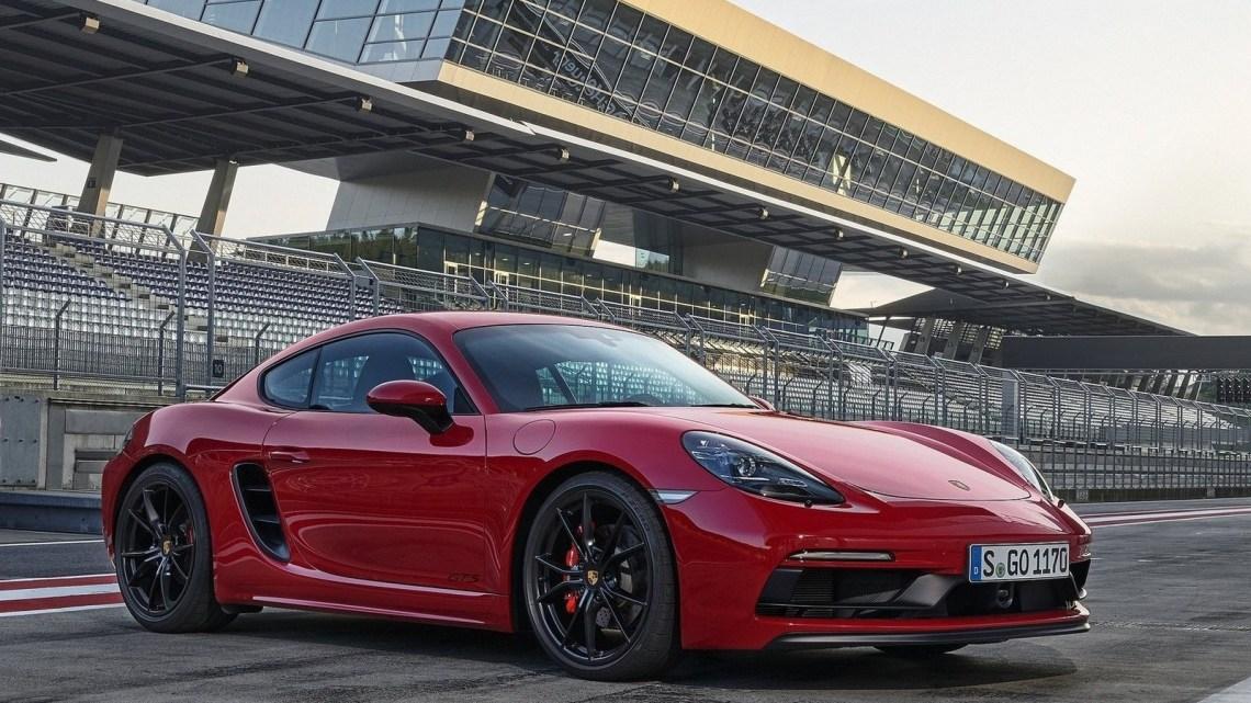 Porsche 718 GTS, Cayman et Boxster plus sportive avec 365 ch