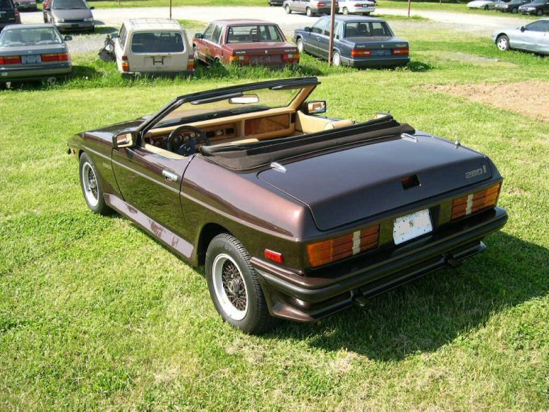 TVR 280i 1986