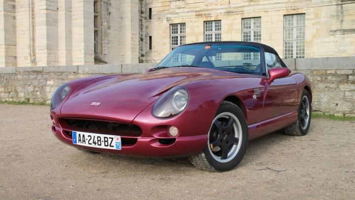 TVR était un Constructeur Automobiles de Voitures de Sport Anglais