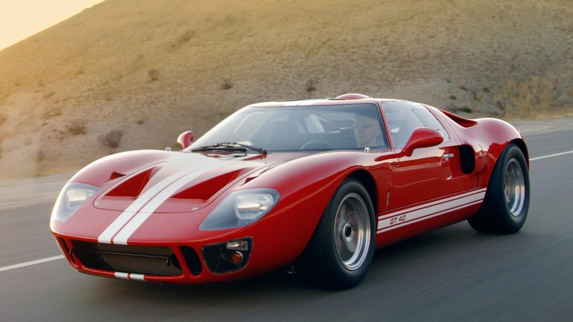 Superformance est un fabriquant de réplique de châssis Automobiles
