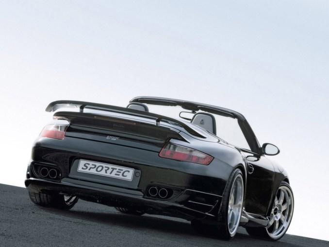 2008 Sportec Porsche SP600