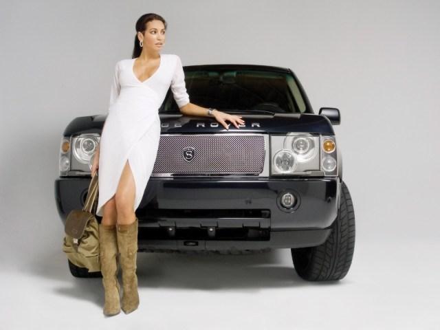 2008 Strut Land Rover Range Rover Windsor Collection