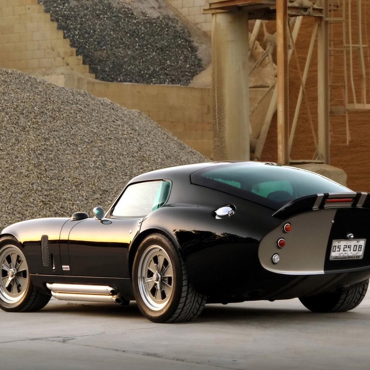2008 superformance shelby cobra daytona coupe