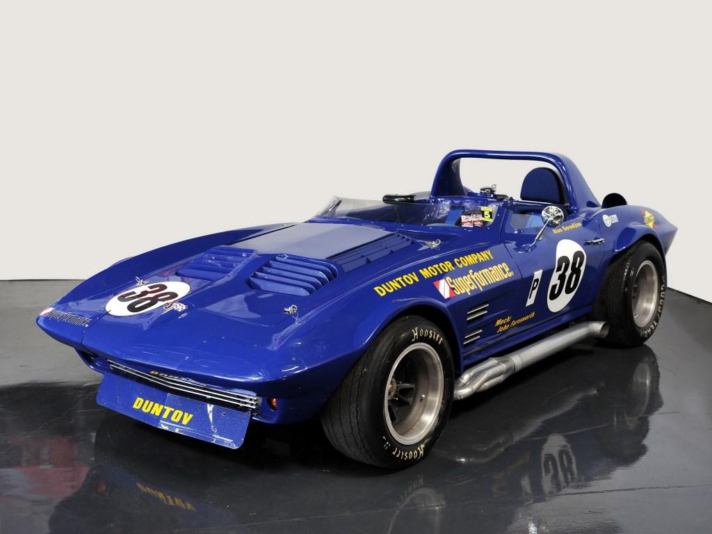 2009 superformance chevrolet corvette grand sport roadster