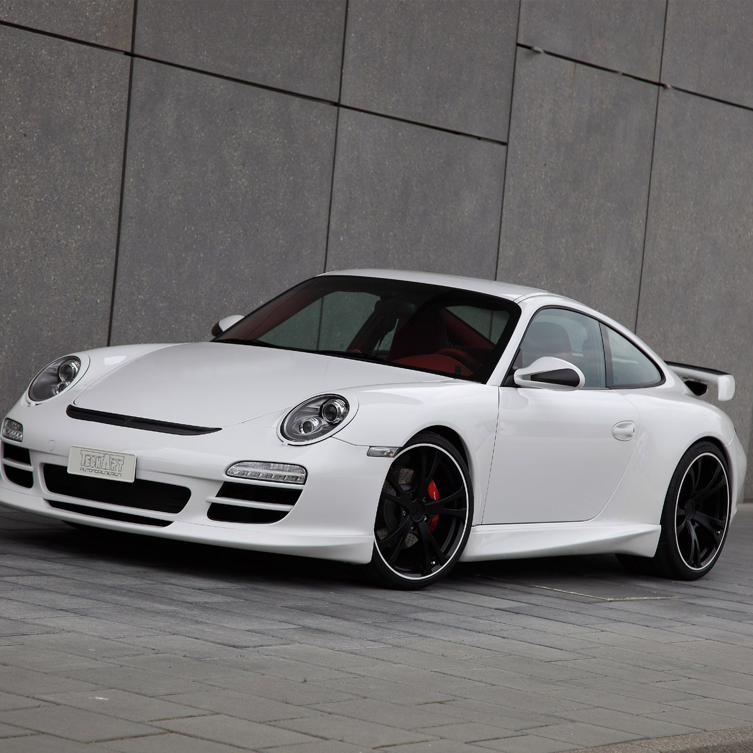 2009 Techart Porsche 911 Carrera 4s