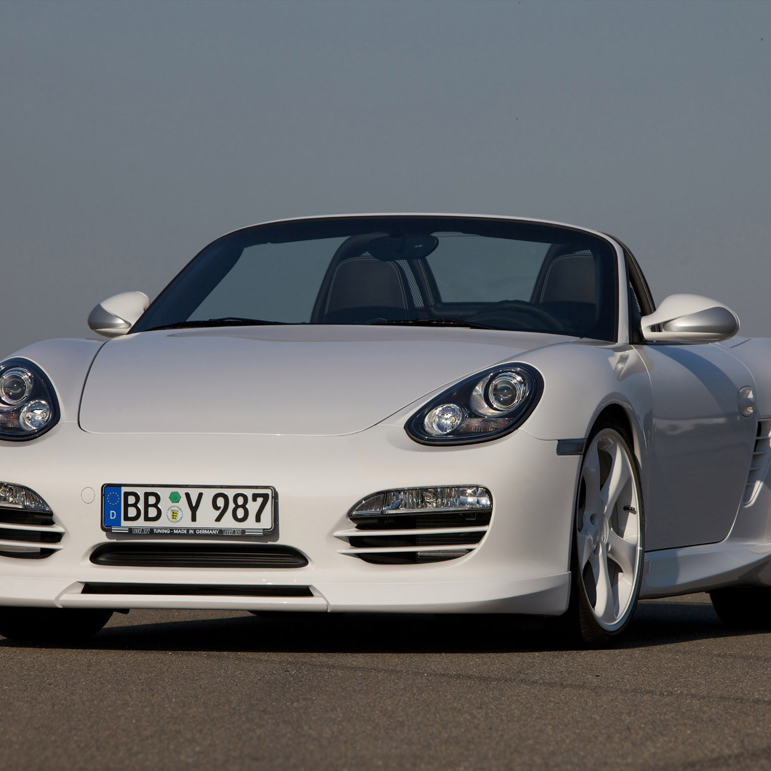 2009 Techart Porsche Boxster 987