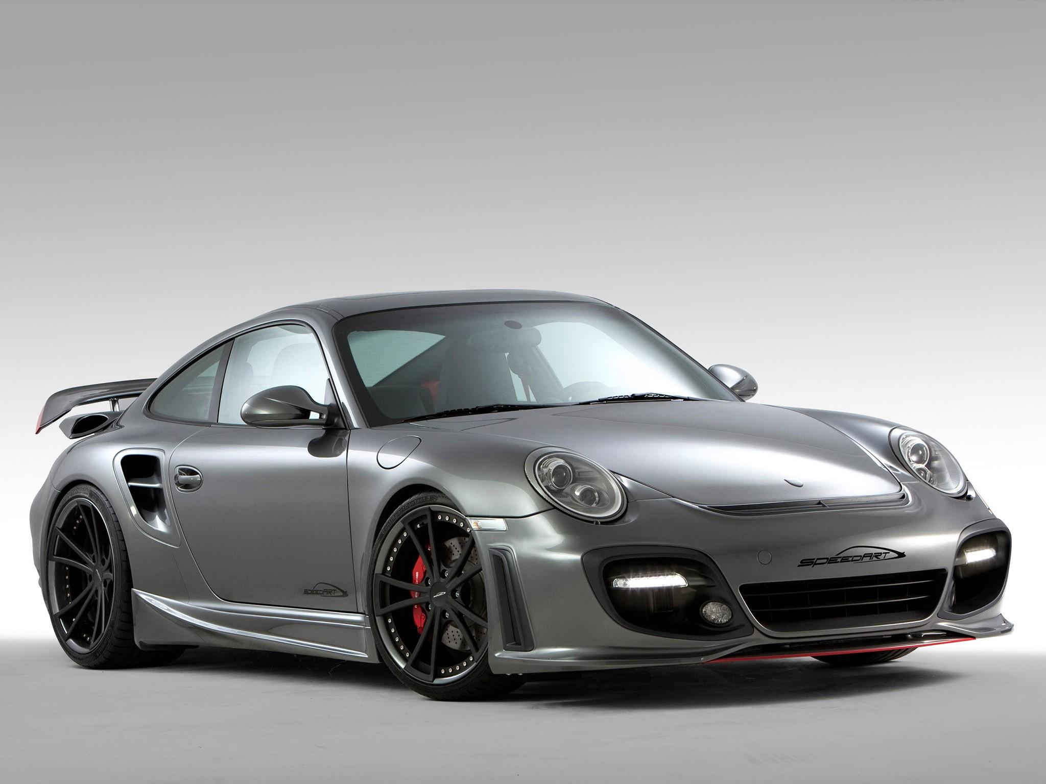 2010 Speedart Porsche 911 BTR II 650 EVO