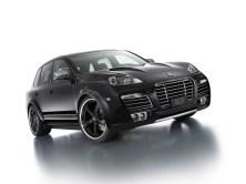 2010 Techart Porsche Cayenne Magnum