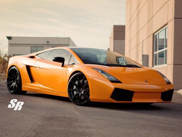 2013 SR Auto Lamborghini Gallardo Pur 3hree