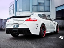 2013 SR Auto Porsche Panamera Project Mansory