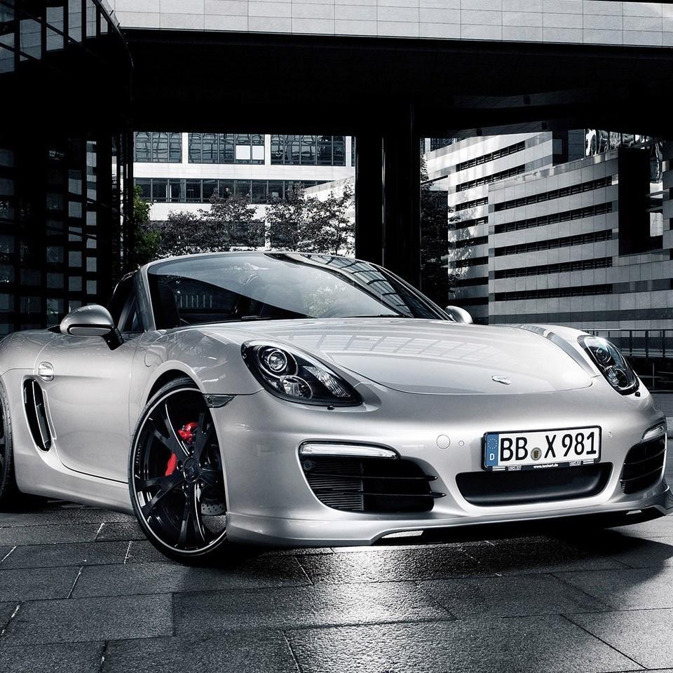 2013 Techart Porsche Boxster